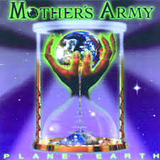 mothers earth army planet earth cd