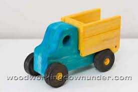 Free Woodworking Plans Wooden Toys by Wooden Truck Plans Free Plans Fun To Build Truck Paint