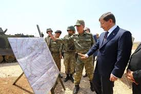 Ottoman Officials Turkish Pm Crosses Into Syria To Visit Historic Ottoman