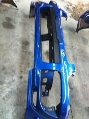 peanut eye subaru bumper wrx gdb sti front bar peanut eye advanced jap auto imports