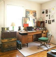 Vintage Home Office Desk Vintage Home Office Desk Ideas With Mid Century And Chair Also