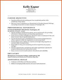 resume exle for receptionist functional resume sle for receptionist 28 images toronto resume