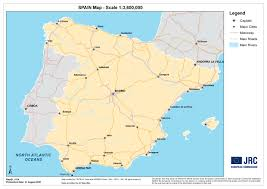 Andorra Map Maps Of Spain Map Library Maps Of The World