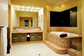 small bathroom designs with shower large dark stone tile flooring