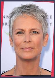 stylish and gorgeous jamie lee curtis short hairstyles with regard