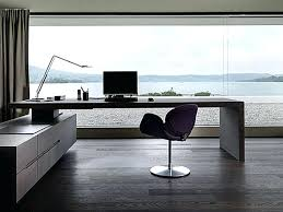 modern computer desk designs that bring style into your home modern