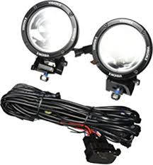 long range optimus led auxiliary light round amazon com vision x lighting 9141251 optimus black round 10w narrow