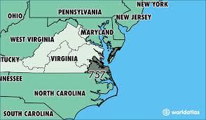jersey area code map where is area code 757 map of area code 757 virginia va