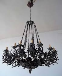 Lustre Baroque Ikea by Wrought Iron Chandeliers Classic And Gothic Wrought Iron