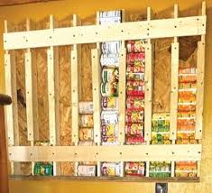 creative storage a creative storage solutions to organize all your canned food