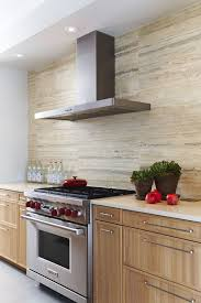 limestone backsplash kitchen superb travertine backsplash in kitchen modern with desert