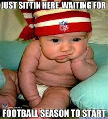 Just Sitting Here Meme - just sitting here waiting funny photos pinterest football