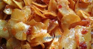 resep keripik kaca 252 resep keripik cabe enak dan sederhana cookpad