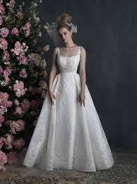 allure bridals style c407