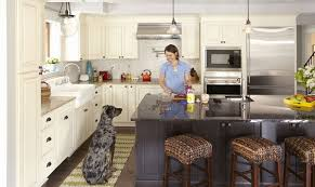 kitchen triangle design with island has the work zone concept replaced the kitchen triangle