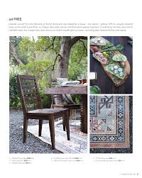 Living Spaces Dining Sets by Living Spaces Product Catalog February 2016 Page 46 47