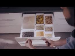 ikea food storage tillsluta dry food storage and organizing youtube