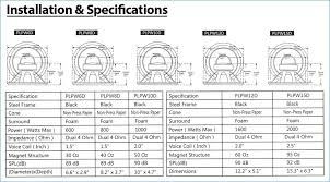 magnificent 4 ohm sub wiring diagram ensign electrical chart ideas