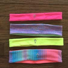lemonhead headbands lululemon athletica accessories ivivva headbands poshmark