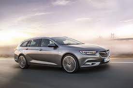 opel insignia wagon trunk spacious and sporty the new opel insignia sports tourer