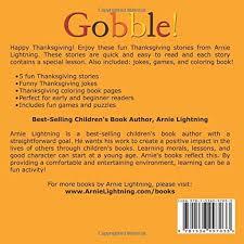 humorous thanksgiving stories gobble fun thanksgiving stories jokes games by arnie lightning