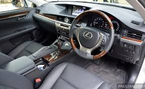 lexus nx paultan lexus es 300h 2013 auto images and specification