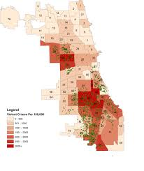 Chicago Neighborhoods Map Chicago Summer Jobs Program For High Students Dramatically