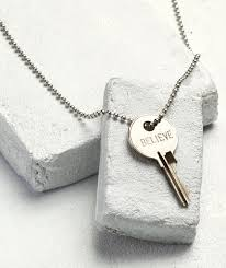 necklace ball images Classic ball chain key necklace the giving keys jpg