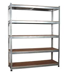 workshop garage warehouse shed storage shelf racking unit plastic
