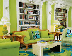 fresh living 17 awesome green and blue room design ideas dweef com bright