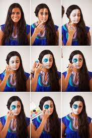 Day Of The Dead Halloween Makeup Ideas How To Paint A Sugar Skull U2026 On Your Face Brit Co Holidays