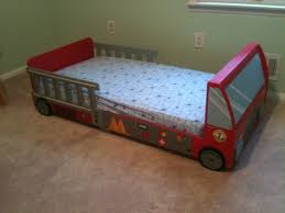 Fire Engine Bed Toddler Fire Engine Bed Mtbnj Com