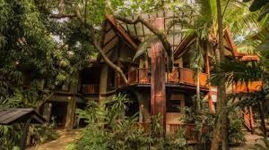 Treehouse Hotel In Costa Rica Hotel Bosque Del Mar Playa Hermosa Costa Rica Youtube