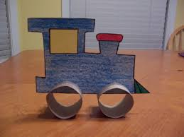train crafts for kids entertrainment junction