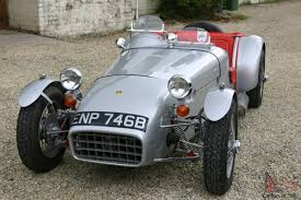 1964 lotus seven series 1 2 aluminium body