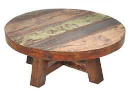 round wood coffee table rustic rustic coffee table furniture vjwebs rustic round table iron wood