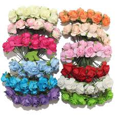 Decorative Flowers For Home by Online Get Cheap Slik Rose Flower Aliexpress Com Alibaba Group