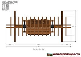 Outdoor Furniture Woodworking Plans Free by Expert To Beginner