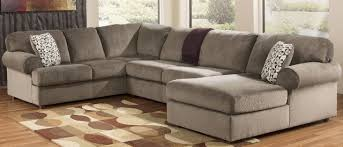 U Shaped Leather Sectional Sofa U Shaped Sectional Sofa For Small Space Exist Decor Pertaining To