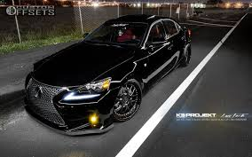 2014 lexus is250 wheels wheel offset 2014 lexus is250 flush dropped 3 custom rims