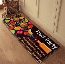 Fruit Kitchen Rugs Kitchen Inspiring Kitchen Rugs And Mats Ikea Subway Tile