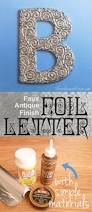Silver Letters Home Decor by 50 Cool And Crafty Diy Letter And Word Signs Diy Joy