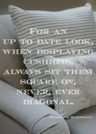 interior design quote advice tip josephine burlingham