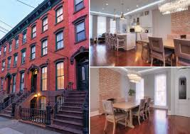home design furniture jersey city luxurious brownstone steps from hamilton park hits the market