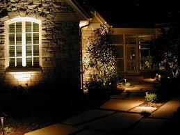 Low Voltage Led Landscape Light Bulbs by Led Landscape Lighting Tips Home Designs