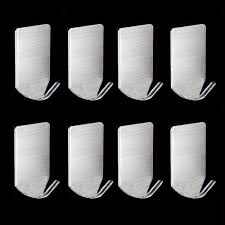 online shop 8pcs set stainless steel family kitchen cabinet wall