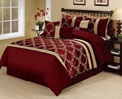 White And Red Comforter Black And White Comforter Sets Full Home Design Ideas