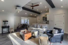 Garages With Living Space by Conversion Garage To Living Space Perfect Garage Living Room With
