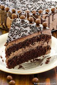 best cake the best chocolate cake great combination of chocolate and coffee