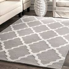 Grey Area Rug Wrought Studio Tadlock Woven Gray Area Rug Reviews Wayfair